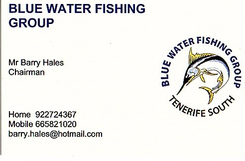 Blue Water Fishing Group Tenerife South
