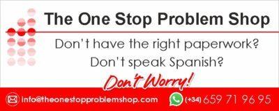 The One Stop Problem Shop